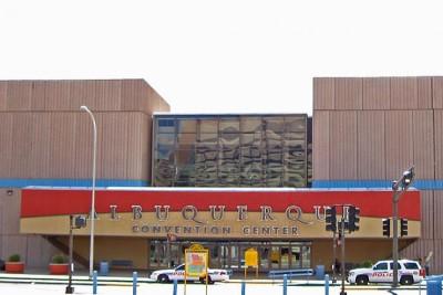 Albuquerque Convention Center, a tour attraction in Albuquerque United States