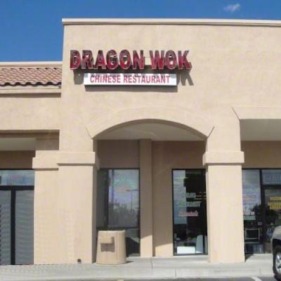 dragon wok, a tour attraction in Albuquerque United States