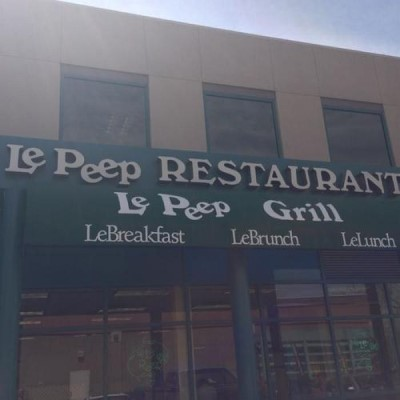 Le Peep, a tour attraction in Albuquerque United States