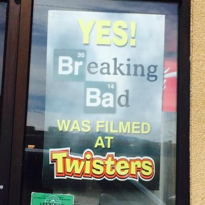 Twisters, a tour attraction in Albuquerque United States