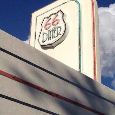 66 Diner, a tour attraction in Albuquerque United States
