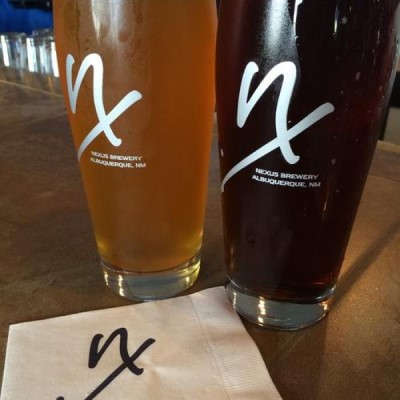 Nexus Brewery, a tour attraction in Albuquerque United States
