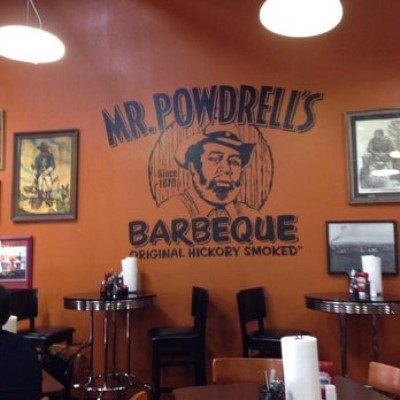 Mr Powdrell's Barbeque, a tour attraction in Albuquerque United States