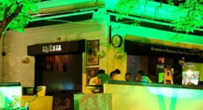 Absenta Bar, a tour attraction in Cali Colombia