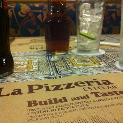 La Pizzeria Estelar, a tour attraction in Cali Colombia