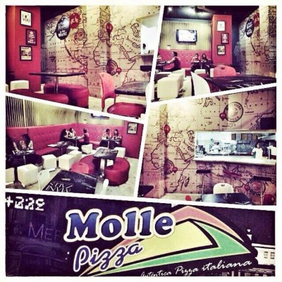 Molle Pizza, a tour attraction in Cali Colombia