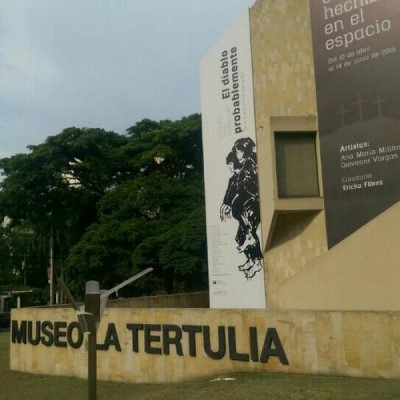 Museo de Arte Moderno la Tertulia, a tour attraction in Cali Colombia