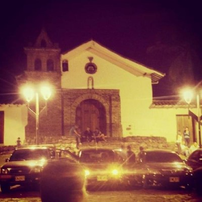 Colina de San Antonio, a tour attraction in Cali Colombia