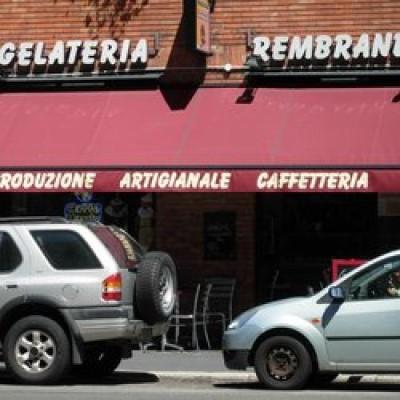 Gelateria Rembrandt, a tour attraction in Milano, MI, Italia