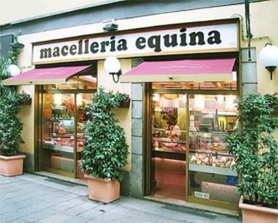Macelleria equina pellegrini, a tour attraction in Milano, MI, Italia