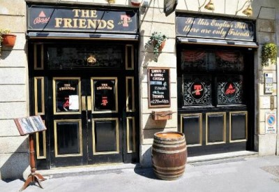 the friend's pub, a tour attraction in Milano, MI, Italia