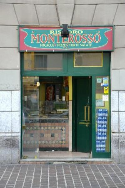 Ristoro Monte Rosso, a tour attraction in Milano, MI, Italia