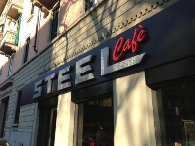 Steel Cafe, a tour attraction in Milano, MI, Italia