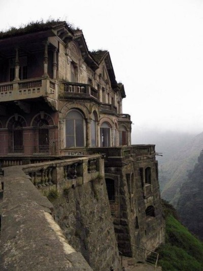 Hotel Tequendama, a tour attraction in Bogota, Colombia