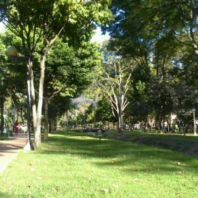 Parque El Virrey, a tour attraction in Bogota, Colombia