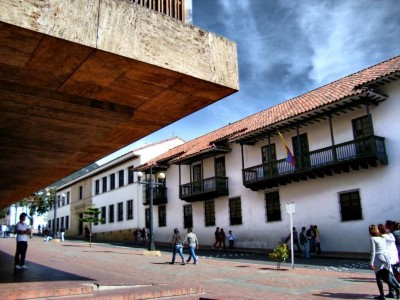 Casa de Moneda, a tour attraction in Bogota, Colombia