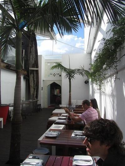 La Puerta Grande, a tour attraction in Bogota, Colombia