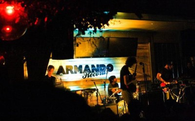 Armando Records, a tour attraction in Bogota, Colombia