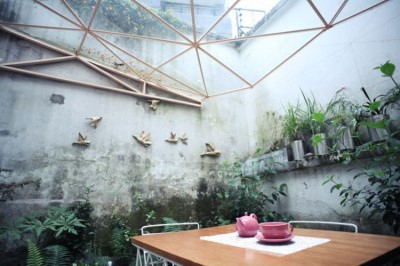 Taller de Té, a tour attraction in Bogota, Colombia
