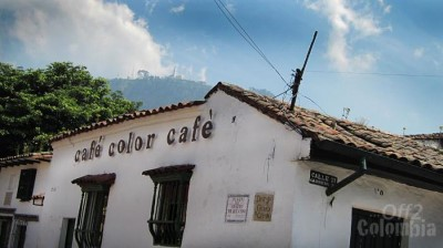 Café Color Café, a tour attraction in Bogota, Colombia