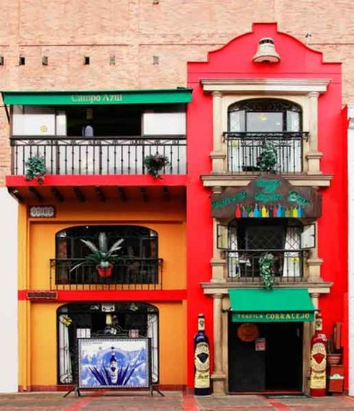 Museo del Tequila, a tour attraction in Bogota, Colombia