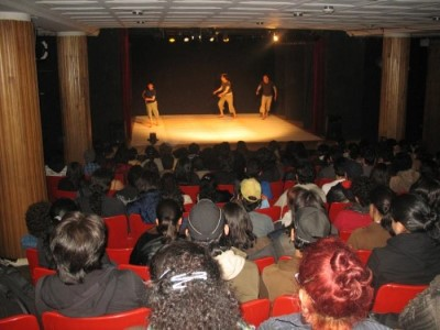 Teatro Luis Enrique Osorio, a tour attraction in Bogota, Colombia