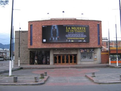 Teatro Nacional La Castellana, a tour attraction in Bogota, Colombia