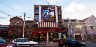 Teatro Fanny Mikey, a tour attraction in Bogota, Colombia