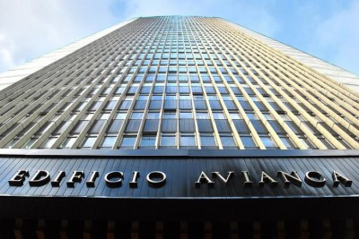 Edificio Avianca, a tour attraction in Bogota, Colombia
