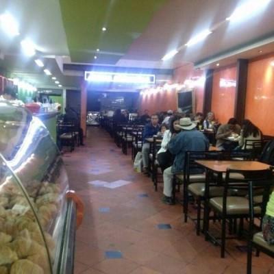 Pastelería Irlandesa, a tour attraction in Bogota, Colombia