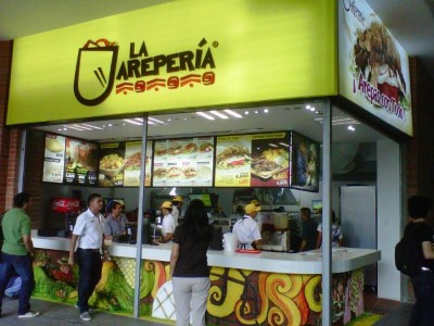 Arepería Venezolana La 42, a tour attraction in Bogota, Colombia