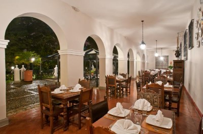 Restaurante ASTER, a tour attraction in Bogota, Colombia