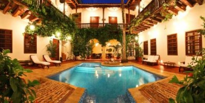 Casa del Arzobispado Hotel Cartagena de Indias, a tour attraction in Cartagena - Bolivar, Colombia