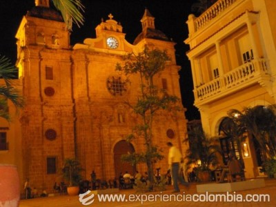 Ciudad Amurallada, a tour attraction in Cartagena - Bolivar, Colombia