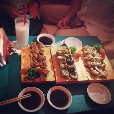 Tabetai Sushi Bar, a tour attraction in Cartagena - Bolivar, Colombia