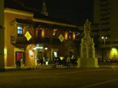 Hard Rock Cafe Cartagena, a tour attraction in Cartagena - Bolivar, Colombia