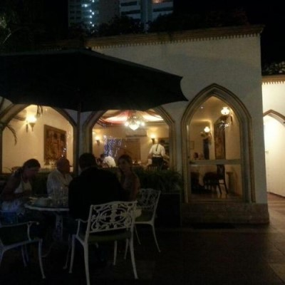 Restaurante Arabe Internacional, a tour attraction in Cartagena - Bolivar, Colombia