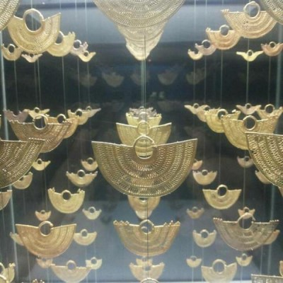 Museo del Oro, a tour attraction in Cartagena - Bolivar, Colombia
