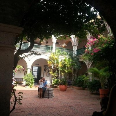 Monasterio De La Popa, a tour attraction in Cartagena - Bolivar, Colombia