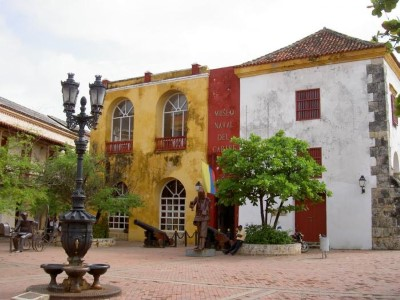 Museo Naval, a tour attraction in Cartagena - Bolivar, Colombia