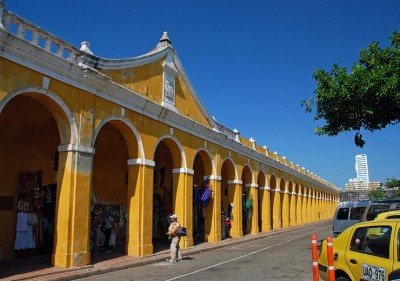 Las Bovedas, a tour attraction in Cartagena - Bolivar, Colombia