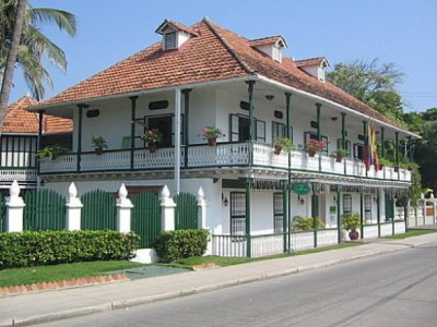 Casa Museo Rafael Núñez, a tour attraction in Cartagena - Bolivar, Colombia