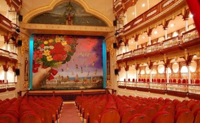 Teatro Adolfo Mejía, a tour attraction in Cartagena - Bolivar, Colombia