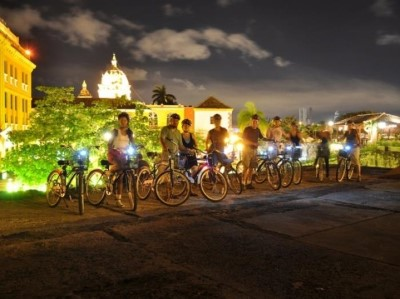 Cartagena de Indias Bike Rental & Touring, a tour attraction in Cartagena - Bolivar, Colombia