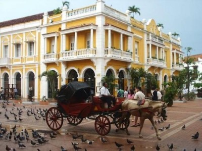 Cafe San Pedro, a tour attraction in Cartagena - Bolivar, Colombia