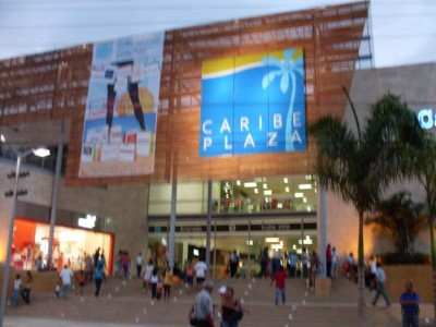 Centro Comercial Caribe Plaza, a tour attraction in Cartagena - Bolivar, Colombia