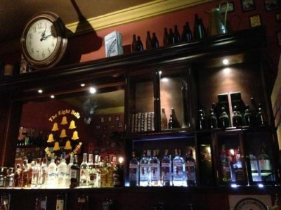 The Eight Bell English Pub, a tour attraction in Cartagena - Bolivar, Colombia