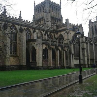 Bristol Cathedral, a tour attraction in Bristol, United Kingdom