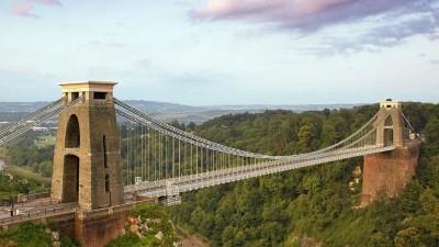 Clifton Suspension Bridge, a tour attraction in Bristol, United Kingdom