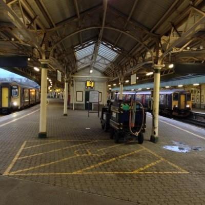 Bristol Temple Meads Railway Station (BRI), a tour attraction in Bristol, United Kingdom